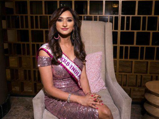 Mrs. India – Richa Pandey