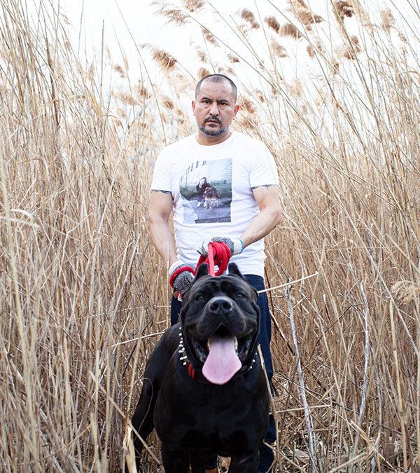 Felix Luzuriaga / Dog Breeder