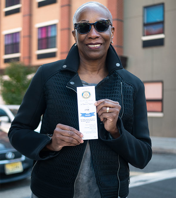 Virginia Johnson / President, Bayonne Rotary Club